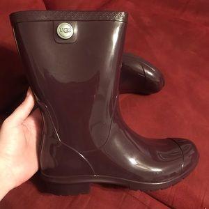 Ugg Short Rain Boots